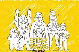디즈니코리아, '스타워즈 데이 2021' 캠페인으로 특별한 포스 선물